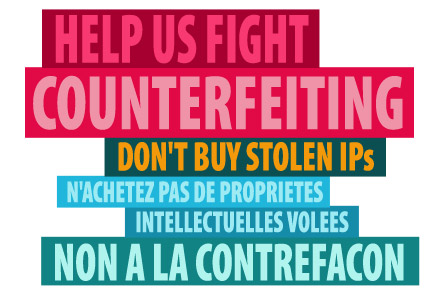 Fight Counterfeiting